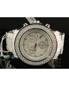Joe Rodeo Junior Diamond Watch JJU27 (16.25ct)