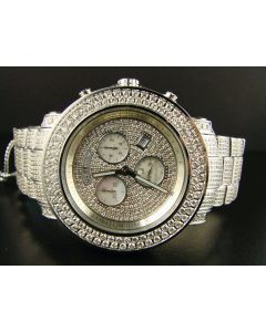 Joe Rodeo Junior Diamond Watch JJU36 (19.25ct)