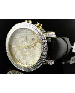 Jojo by Joe Rodeo Treasure 2 Tone Diamond Watch .36 Ct