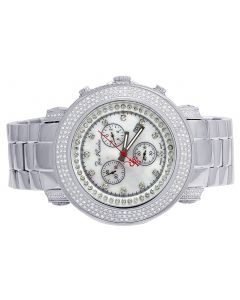 Mens Joe Rodeo Junior JJU4 50MM Diamond Watch 2.5 Ct
