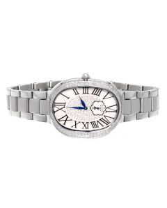 Ladies Aqua Master Symmetry Diamond Watch - W#343 (1.0ct)