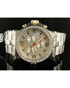 Joe Rodeo Phantom Diamond Watch JPTM40 (3.25ct)