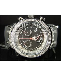 Joe Rodeo/Jojo Black N Black Jjm30 Diamond Watch
