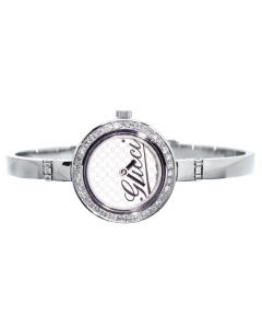 Ladies Gucci with Diamond Bezel YA105528 (2.0 ct)