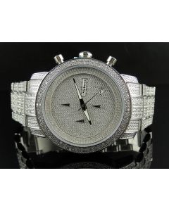 Mens Jojino by Joe Rodeo Genuine Diamond Watch MJ-1000 (1.05 Ct)
