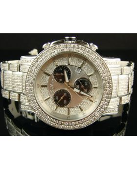 Joe Rodeo Trooper Diamond Watch JTR06 (14.50ct)