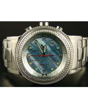 Aqua Master Jojo Joe Rodeo 76-4 Kc Real Diamond Watch