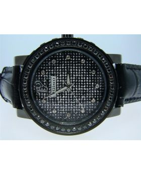 Jojino/Jojo/Joe Rodeo Genune Black Diamond Watch