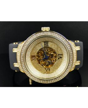 Joe Rodeo/Jojo/Jojino Automatic Swiss Diamond Watch