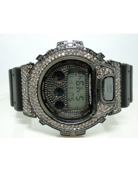 G-Shock/G Shock Simulated Diamond Watch Joe Rodeo