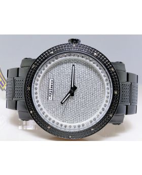 Jojino/Jojo/Joe Rodeo Genuine Real Illusion Diamond Watch