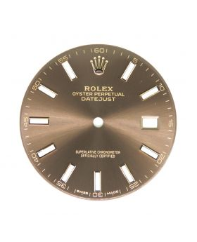 Original Rolex Brown Dial for Datejust II 40MM 126331 Watch