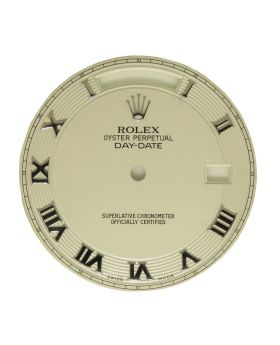 Factory Original Rolex White Dial for Day-Date II 41MM 218239 Watch
