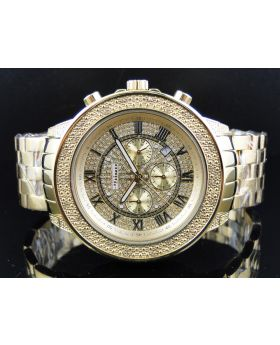 Jojino By Joe Rodeo 51 MM Diamond Watch MJ-1191