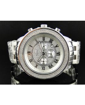 Jojino By Joe Rodeo 51 MM Diamond Watch MJ-1189