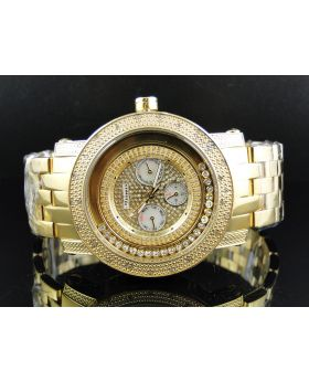 Jojino By Joe Rodeo 46 MM Diamond Watch MJ-1182
