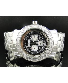 Jojino By Joe Rodeo 46 MM Diamond Watch MJ-1180