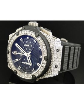 Hublot Big Bang King Power Diamond Watch Rubber Band (48mm)