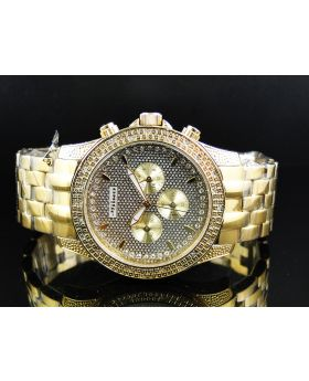 Jojino By Joe Rodeo 50 MM Diamond Watch MJ-1121A