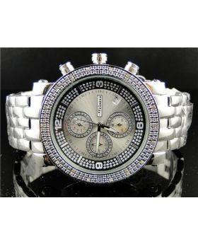 Jojino by Joe Rodeo 50MM Diamond Luxury Watch (MJ-1055)