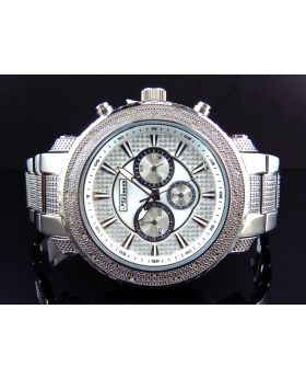Mens Jojino by Joe Rodeo Genuine Diamond Watch MJ-1212 (0.25 Ct)