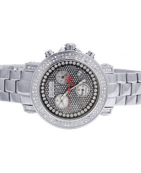 Ladies Joe Rodeo Rio JRO6 Illusion Dial Diamond Watch 1.25 Ct