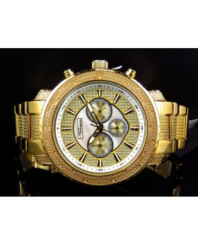 Mens Jojino by Joe Rodeo Genuine Diamond Watch MJ-1211 (0.25 Ct)