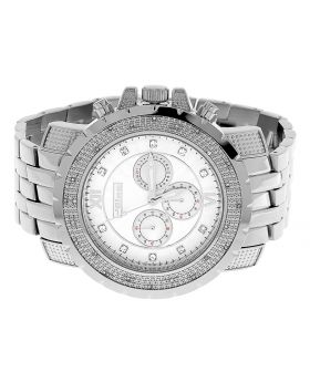 Mens Jojino by Joe Rodeo Genuine Diamond Watch MJ-1220 (0.25 Ct)