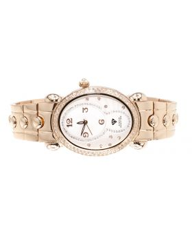 Womens Aqua Master Symmetry W#343 Diamond Watch (1.0 ct)