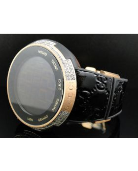 I-Gucci Digital XXL Grammy Diamond Watch YA114102