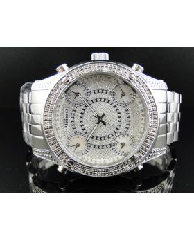 Jojino By Joe Rodeo 51 MM Diamond Watch MJ-1178