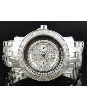 Jojino By Joe Rodeo 46 MM Diamond Watch MJ-1181