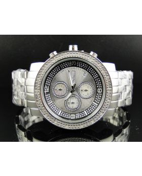 Jojino By Joe Rodeo 46 MM Diamond Watch MJ-1055