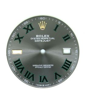 Original Rolex Grey Dial for Datejust II 40MM 126331 Watch
