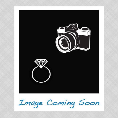 10K Yellow Gold Diamond 3D Cluster Stud Earring 0.75 Ct 7.5MM