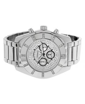 Mens Jojino by Joe Rodeo Genuine Diamond Watch MJ-1216 (0.25 Ct)