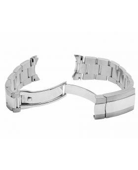 Solid Stainless Steel Oyster Watch Band for Rolex 36MM Datejust