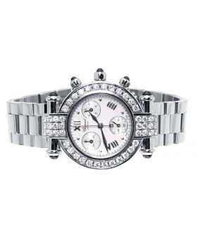 Chopard Ladies Imperiale Diamond Watch 38/8388-23