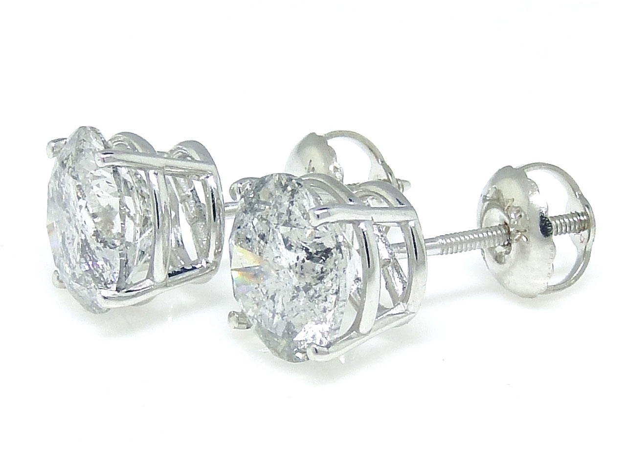of jewels princess solitaire products london earrings joy diamond cut excellent russian stud lab