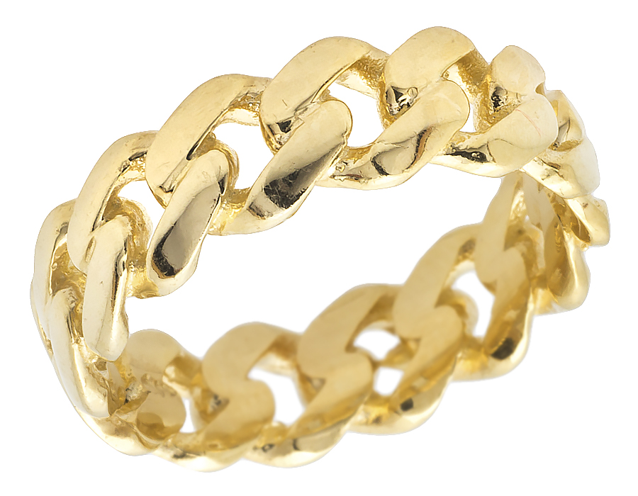real 10k yellow gold men 39 s ladies solid miami cuban link. Black Bedroom Furniture Sets. Home Design Ideas