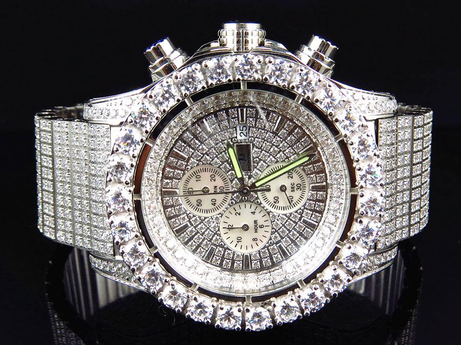 Часы с бриллиантами картинки
