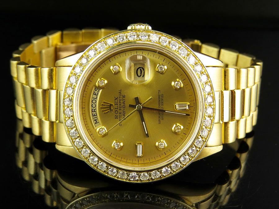Rolex Watch Gold Price
