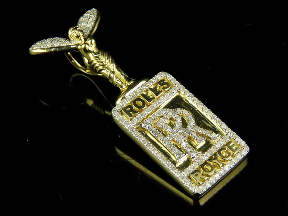 18k Gold Finished Luxury Dog Tag Necklace Personalized Name Unique Gifts Store Royce