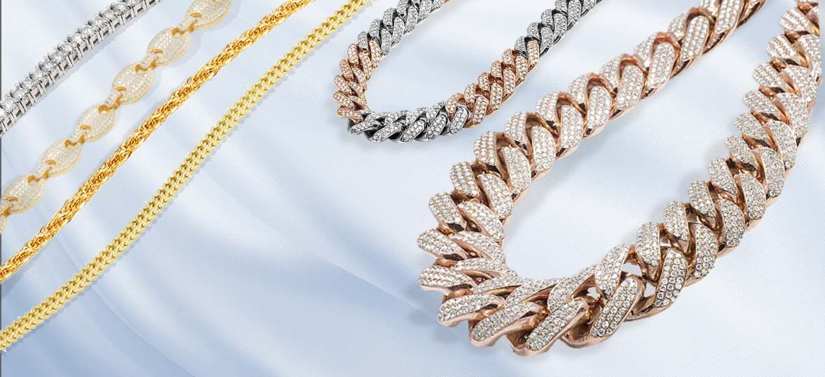 All About Jewelry Unlimited Tennis Chains